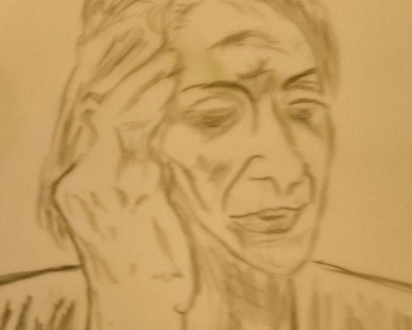 Nathalie Haddadi, Andromaquebafouée